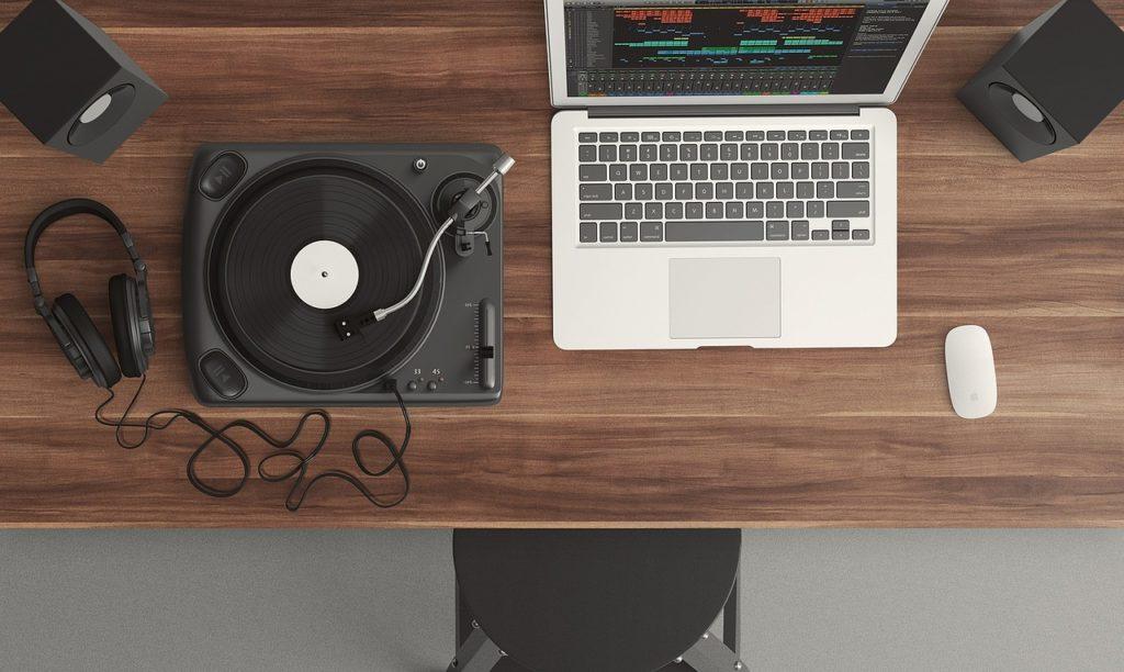 パソコンとオーディオ